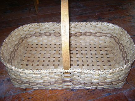 Two Pie Basket